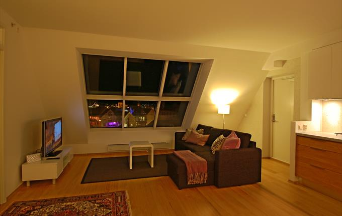 Top floor living room