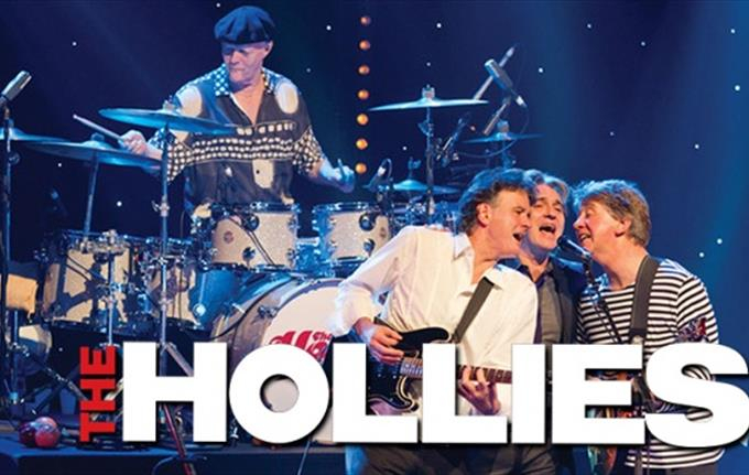 Concert with The Hollies