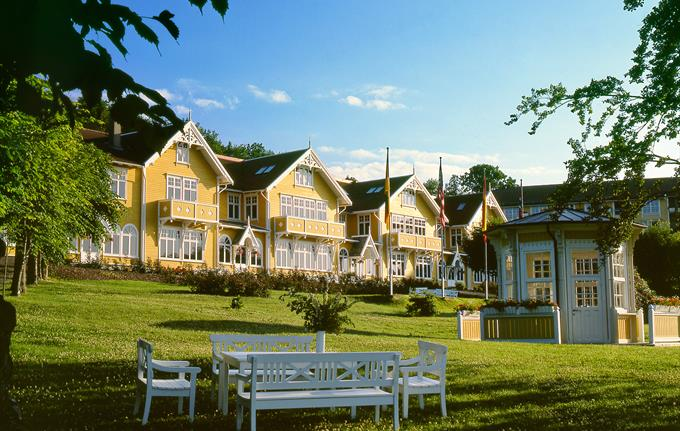 Solstrand Hotel & Bad - 30 km outside of Bergen