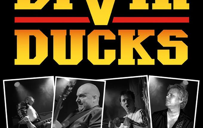 Concert with Divin' Ducks