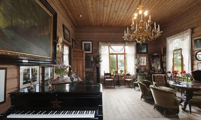 Private concert at the Edvard Grieg Museum Troldhaugen
