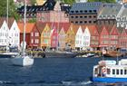 Experience Bergen from the fjord