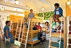 Intermission Hostel - Co-ed dorm with 39 beds