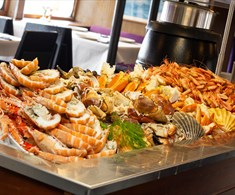Seafood Buffet & Fjordcruise in Bergen