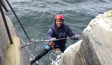 Guided Via Ferrata Tour in Bergen