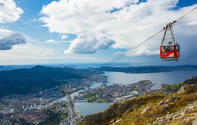 Ulriken Cable Car